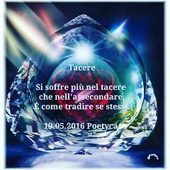 Tacere (Poetyca) Tags: featured image immagini e poesie riflessioni di poetyca sfumature poetiche poesia
