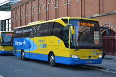 Stansted Citylink BG65VXJ (Will Swain) Tags: london st pancras 14th may 2016 bus buses transport travel uk britain vehicle vehicles county country england english capital city central stansted citylink bg65vxj