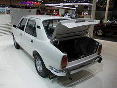 Skoda Type 742 Concept 1980 (Zappadong) Tags: auto classic car essen automobile voiture prototype coche classics type techno oldtimer concept 1980 oldie carshow skoda 742 youngtimer 2016 automobil prototyp classica oldtimertreffen zappadong