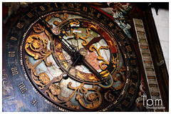 Antike, astronomische Uhr in St.-Paulus-Dom - Mnster (t1p2m3) Tags: clock germany deutschland dom reloj horloge orologio mnster wetter astronomical uhr astronomico astronmico astronomique antiquus altertmlich astronomische allermand altehrwrdig