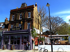 Sun (Draopsnai) Tags: sun pub oldtown clapham lambeth londonboozer traditionalbritishpub