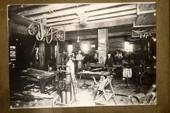 22 (Goshen, Indiana) Tags: iron hamilton metalwork ironwork metalworking goshen ironworking goshenindiana hamiltonironworks hamiltoniron