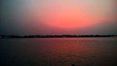 A warm sunset across the river Hoogly (Ganges) from Dakshineswar Kali temple, Kolkata #photography #lumialover #lumialovers #lumiaphotography #shotonmylumia1520 #shotonmylumia #lumia #lumia1520 #sunset #sunsetlover #sunsetlovers #nature #natural #naturelo (Kunal-Chowdhury) Tags: from sunset nature river landscape temple photography warm riverside natural kali across kolkata ganges hoogly naturelovers naturelover lumia a dakshineswar sunsetlovers sunsetlover natureonly instagram ifttt lumiaphotography sunsetmadness lumia1520 shotonmylumia lumialovers lumialover shotonmylumia1520