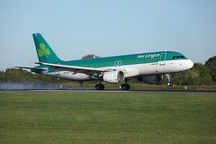 20160514_IMG_5274 (PowerPhoto.co.uk) Tags: plane aeroplane airbus aerlingus a320 manchesterairport manegcc eiezv ei202