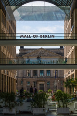 Mall of Berlin (Infomastern) Tags: berlin mall germany deutschland shoppingcenter tyskland mallofberlin