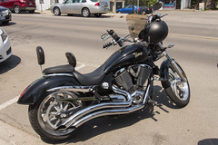 DUD_3885r (crobart) Tags: lake ontario port victory motorcycle erie dover