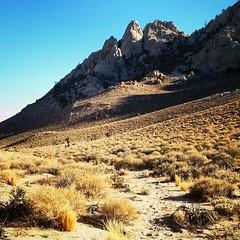 cloudless #hiking #dayhike #adventures #exploring #wanderlust... (szellner) Tags: california mountain nature landscape outdoors desert hiking exploring wanderlust socal wilderness adventures thegreatoutdoors dayhike naturelovers uploaded:by=flickstagram instagram:photo=8648702670625585151442850998