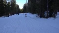 skiing around trillium lake (dolanh) Tags: winter snow skiing lucas crosscountry xcski trilliumlake mthoodwilderness