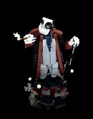 The Penguin (Tim Lydy) Tags: penguin lego batman forms gotham 2016 brickworld