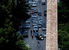 MM00A-1606 PIAPOP OBE D3000 (Marsel Minga) Tags: rome roma cars ancient traffic obelisk traffico piazzadelpopolo obelisque macchine pharaohs ramessesii obeliscoflaminio