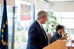 2016-07-07 SEAEX Sello CSNU (Ministerio de Asuntos Exteriores y de Cooperacin) Tags: espaa un onu exteriores unsc maec diplomacia csnu seaex ignacioybaez