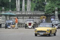 BCCM16032b (tanayan) Tags: park b classic car nikon automobile meeting mg nagoya british j1    tsuruma