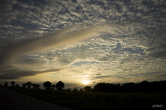 Sunset (aemb01) Tags: sunset cloud sun landscape soleil nuage campagne couch countrysise