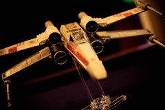 They're All Over Me! (atari_warlord) Tags: actionfigure starwars xwing hasbro 375 biggsdarklighter