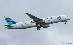 [RUN] Boeing 787-860 - F-OLRC - Air Austral - MSN34510 (R. Clment (MrClemfly) Photography) Tags: run boeing dreamliner boeing787 airaustral