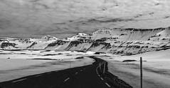 Road to Seydisfjordur (amee@work) Tags: mountains june iceland roadtrip east snowcapped fujifilm day5 seydisfjordur fjords egilsstadir 2016 x100t