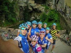 Stage Ribadesella 2016 team claveria 11