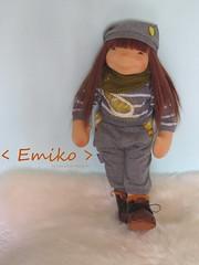 Emiko by Down Under Waldorfs (DOWN UNDER WALDORFS) Tags: boneca puppen bambola handmadedoll waldorfdoll popje lalki naturaltoys waldorfinspireddoll downunderwaldorfs