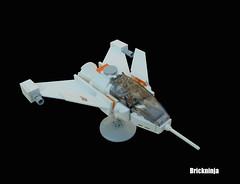 S-2 Mosquito (Brick_Ninja!) Tags: for lego space creation mosquito spaceship struggle s2 moc centuri starfighter conglomeration sfk klegon brickninja