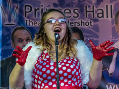 Haywain - Wayne Cappleman 122-1 (Wayne Cappleman (Haywain Photography)) Tags: christmas uk ladies red photography lights phil cove wayne aaron hampshire event sha miss farnborough aldershot haywain cappleman stylettes