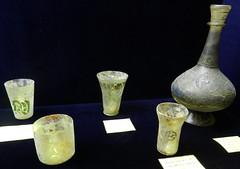 Museo del vidrio y la cermica Tehern Irn 36 (Rafael Gomez - http://micamara.es) Tags: glass museum del de la ceramics y iran persia museo tehran  cristal  cermica vidrio objeto irn    tehern