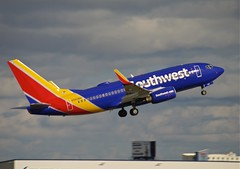 N560WN    737-790    Southwest Airlines (RedRipper24) Tags: ftlauderdale southwestairlines fll cruise2014 n560wn