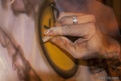 Pacman-Moon (Siro Tolomei) Tags: italia colore luna pisa pacman toscana biro tela acrilico pittura marinadipisa livepainting pastelli gessetti fuorionda sirotolomei francescozavattari universoinstabile