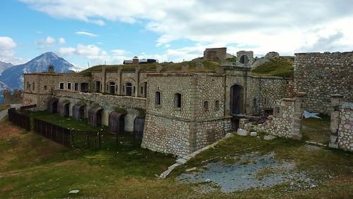Fort du Gondran C, Montgenevre