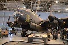 DSC_5377 (Proplinerman) Tags: aircraft ottawa lancaster bomber raf avro royalairforce avrolancaster kb944 canadaaviationandspacemuseum