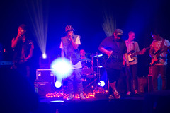 At the Meteor 07 (ArdieBeaPhotography) Tags: students rock club bass guitar performance singer drummer maori rap lead rhythm wintec hittheroadjack harmonising iseefire ivegotascript