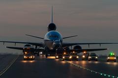 Taxiën 10 (coopertje) Tags: amsterdam aircraft thenetherlands klm douglas schiphol md11 mcdonnelldouglas royaldutchairlines amsterdamairport