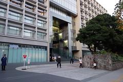 Main Gate, Keio University DSC01158 (Bokuya) Tags: japan tokyo university keiouniversity