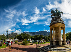 Company Gardens Panorama, Cape Town, Cape Town