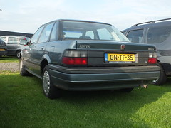 Rover 416 GSi (peterolthof) Tags: rover 416 gsi gntf35 sidecode5 peterolthof