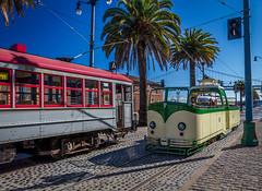 IMG_4394 (Brian K. Leadingham Photography) Tags: bus muni cablecar streetcar marketstreetrailway mayaangelou sanfranciscorailwaymuseum sfmta muniheritageweekend 2016msrcalendar muniheritage