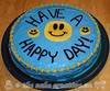 Have a Happy Day Cake