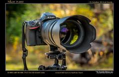 D800 Nikon and 400mm Lens (Revybawb2010) Tags: nikon d800 acratechballhead