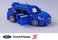Ford Fiesta Sport - 2013 (lego911) Tags: birthday ford sport europe fiesta 10 s company turbo fox motor hatch 7th challenge mca lugnuts foe 81 5door 84 generationgap 2013 5dr ecoboost gtdi b299 b2e lugnutsturns7…or49indogyears