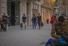 DSC_4152 (andrey.salikov) Tags: barcelona trip travel november light colour tourism beautiful wonderful photo nice spain nikon streetlight europe foto gorgeous sensual stunning lovely impressive magnifique niceday passeigdegrcia  niceplace  niceimage fantasticcolors nikond60 peacefulmind moodshot  dreamscene goodatmosphere fantasticplaces  colourfulplaces andreysalikov relaxart sensualstreet harmonyvision