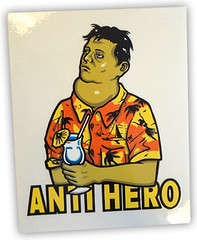 ANTI-HERO TODD FRANCIS CAPSULE GOITER MED STICKER (oldskullskateboards.com) Tags: old school art francis book graphics sticker soft graphic skateboarding deluxe capsule stranger deck cover skate hero skateboard decal todd decks anti med rare k9 goiter antihero