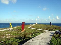 Isla Mujeres (PeZcador) Tags: beach mxico playa mexique vacations cancn islamujeres