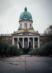 One Upload a Day #7 Outside the Imperial War Museum (Alex B Blackburn) Tags: old greatbritain color colour building london tourism museum war gun unitedkingdom capital southbank guns touristattraction imperialwarmuseum