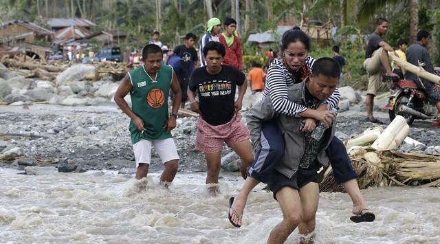 Flood alert in #Malaysia!