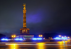 Berlin Victory Column (Michal Jeska) Tags: berlin germany deutschland capital victory column berliner siegessule canoneos5dmarkii
