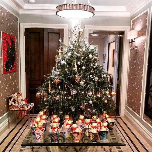 #Christmas #ChristmasTree #HolidaysNYC #cocktailsnyc