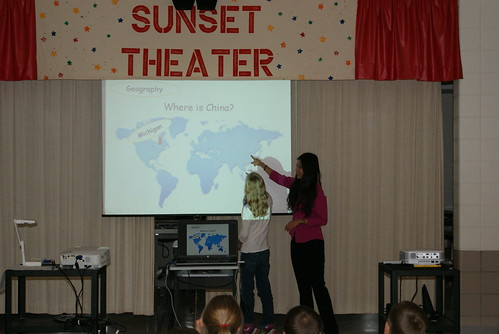 Vicksburg Sunset Elementary Culture Demonstration