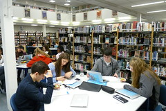 EE Workshop I Block E (Kim TD) Tags: ib highschoollibrary libraryclassroom ibdp americanschoolofthehague