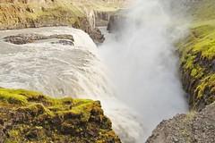 Gullfoss (heikole-art.net) Tags: water island waterfall iceland energy wasser power wasserfall energie gullfoss kraft gischt heikole