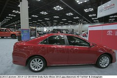 2014-12-30 0944 Indy Auto Show 2015 TOYOTA group