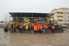 Çayırova'da Ekipler 24 Saat 3 Vardiya Olarak Mesaide